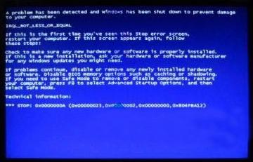 U盘插入导致Win 7蓝屏如何应对?