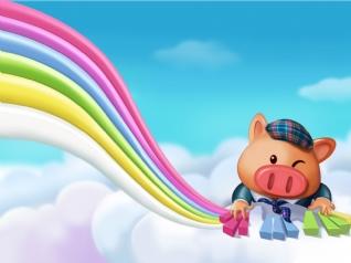 小猪八xp主题