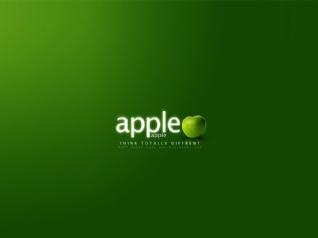绿色苹果桌xp主题