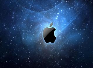 星空苹果xp主题