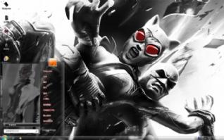 蝙蝠侠电影win7主题下载