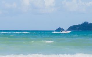 大海清爽景色图片壁纸下载