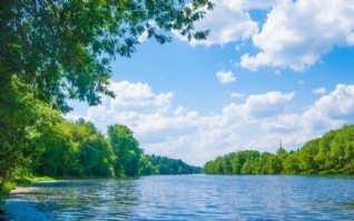 清新自然风景护眼桌面壁纸高清