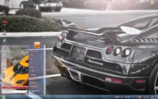 科尼塞克超级跑车电脑主题
