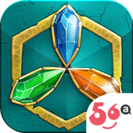 水晶拼图游戏