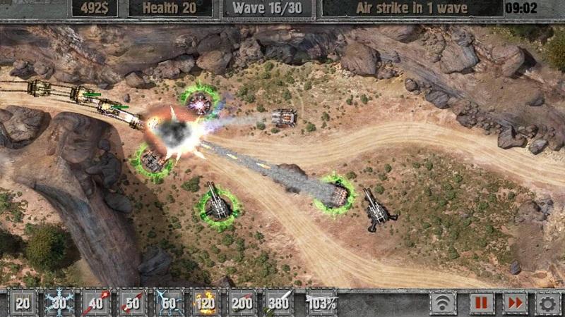 战地防御2全资源修改版