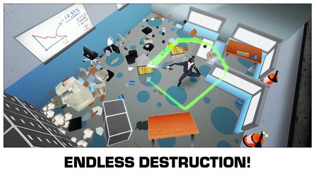 超级粉碎办公室破解版