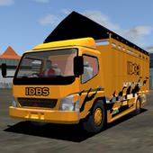 IDBS印尼卡车模拟器