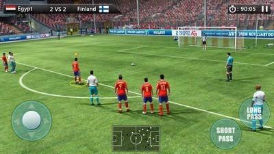 世界足球之王游戏