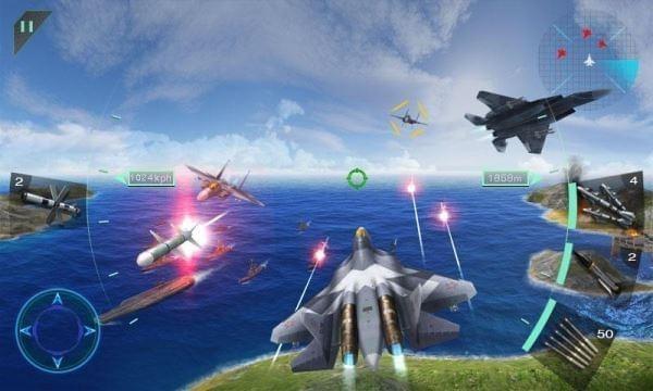 空中决战3D破解版
