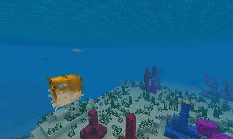 我的世界海洋版