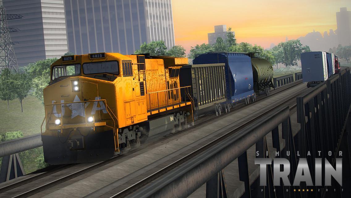 模拟火车2018下载