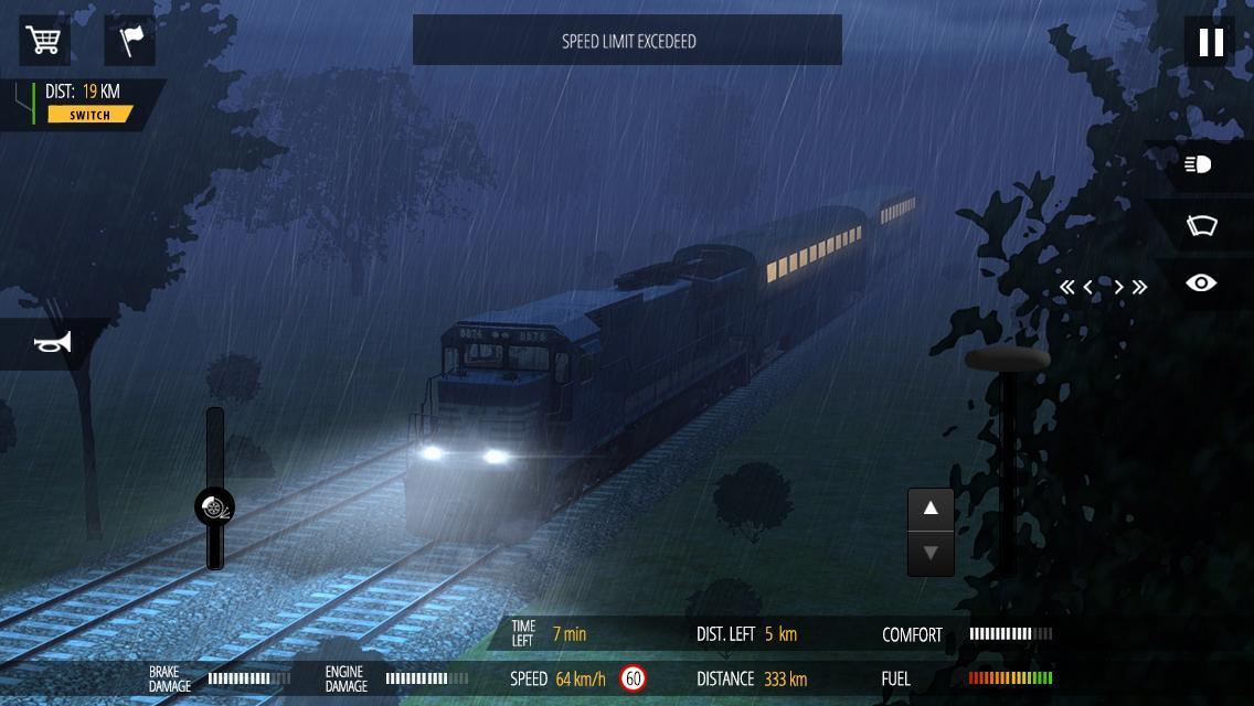 火车模拟器pro2018汉化版