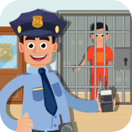假装扮演我的警察阻止越狱免广告版