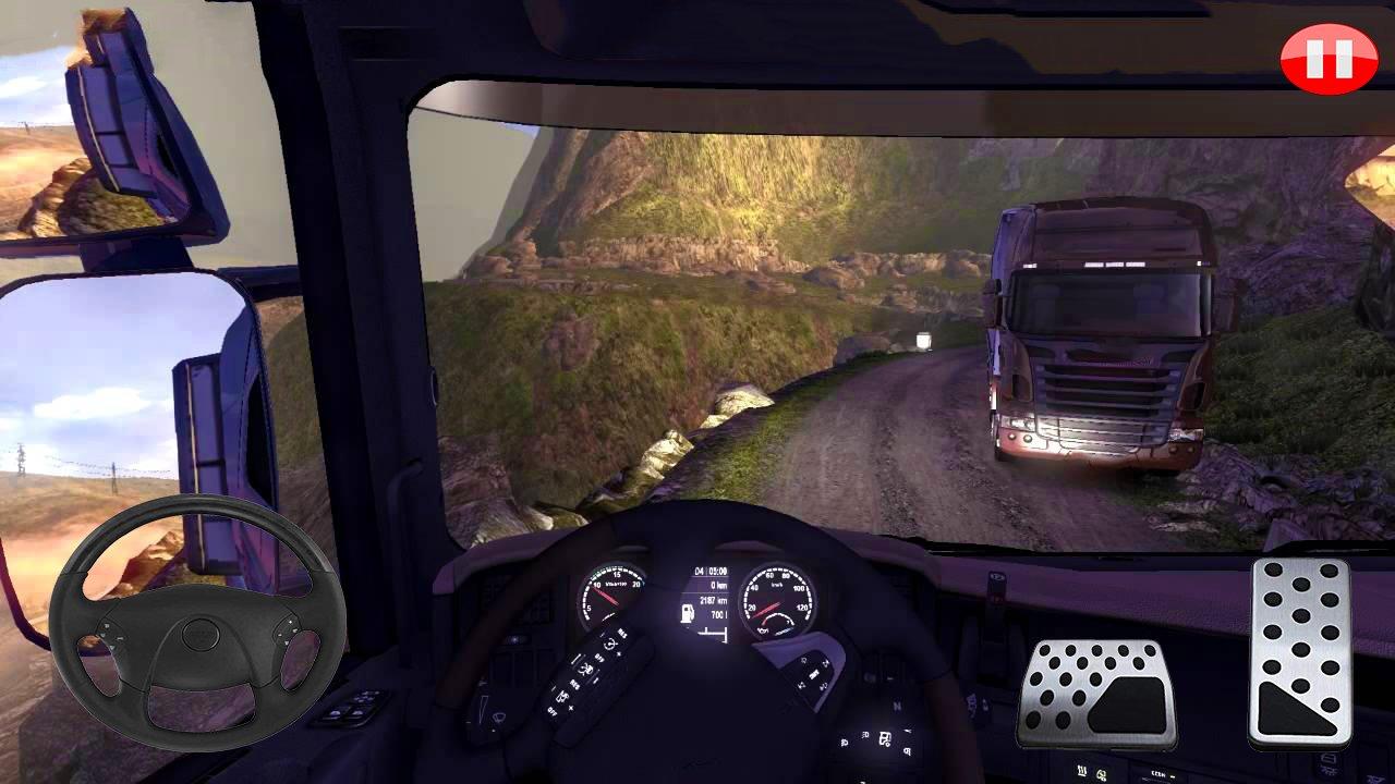 欧洲卡车模拟器自由越野下载
