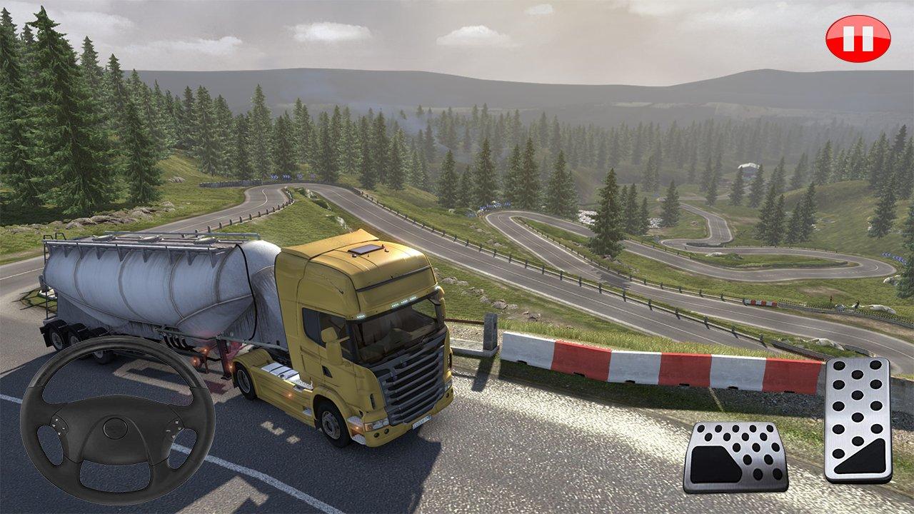 欧洲越野卡车模拟器安卓版