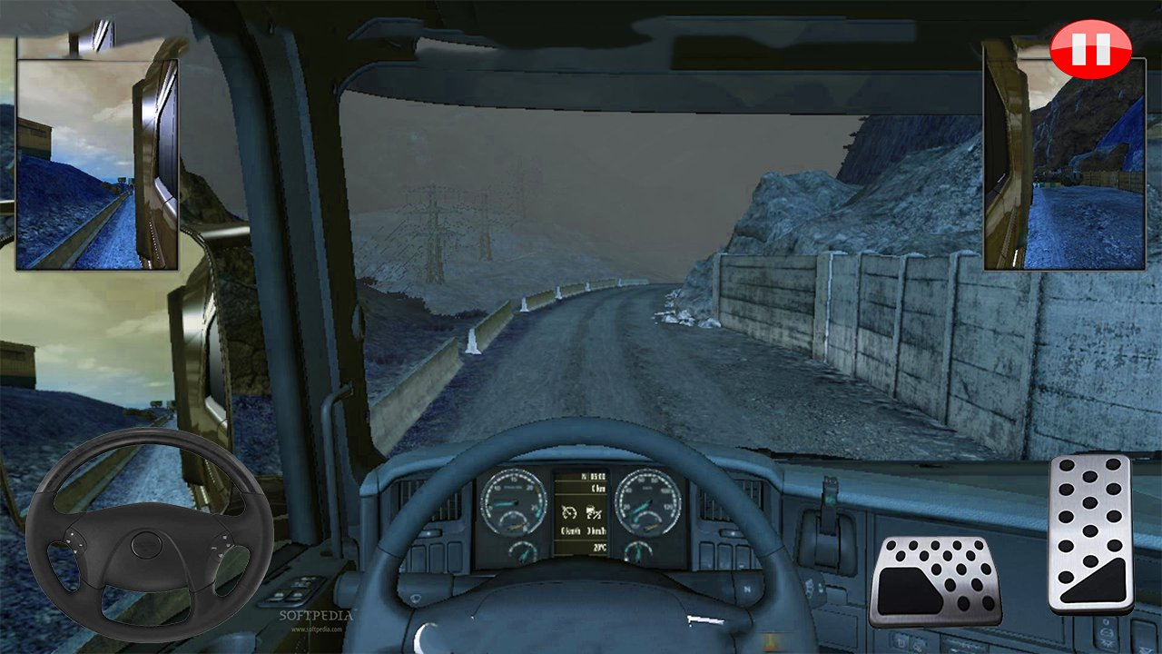 欧洲越野卡车模拟器安卓版下载