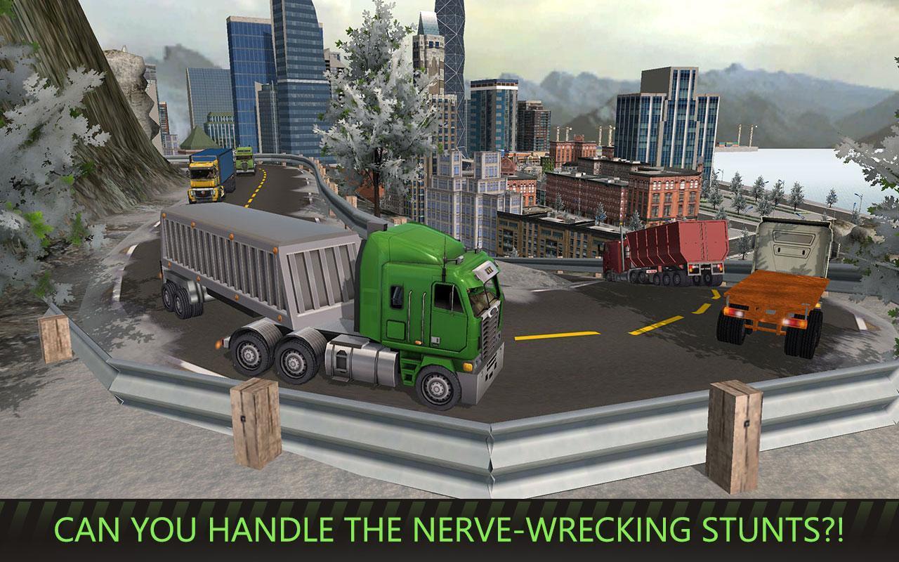美国卡车模拟手机版下载