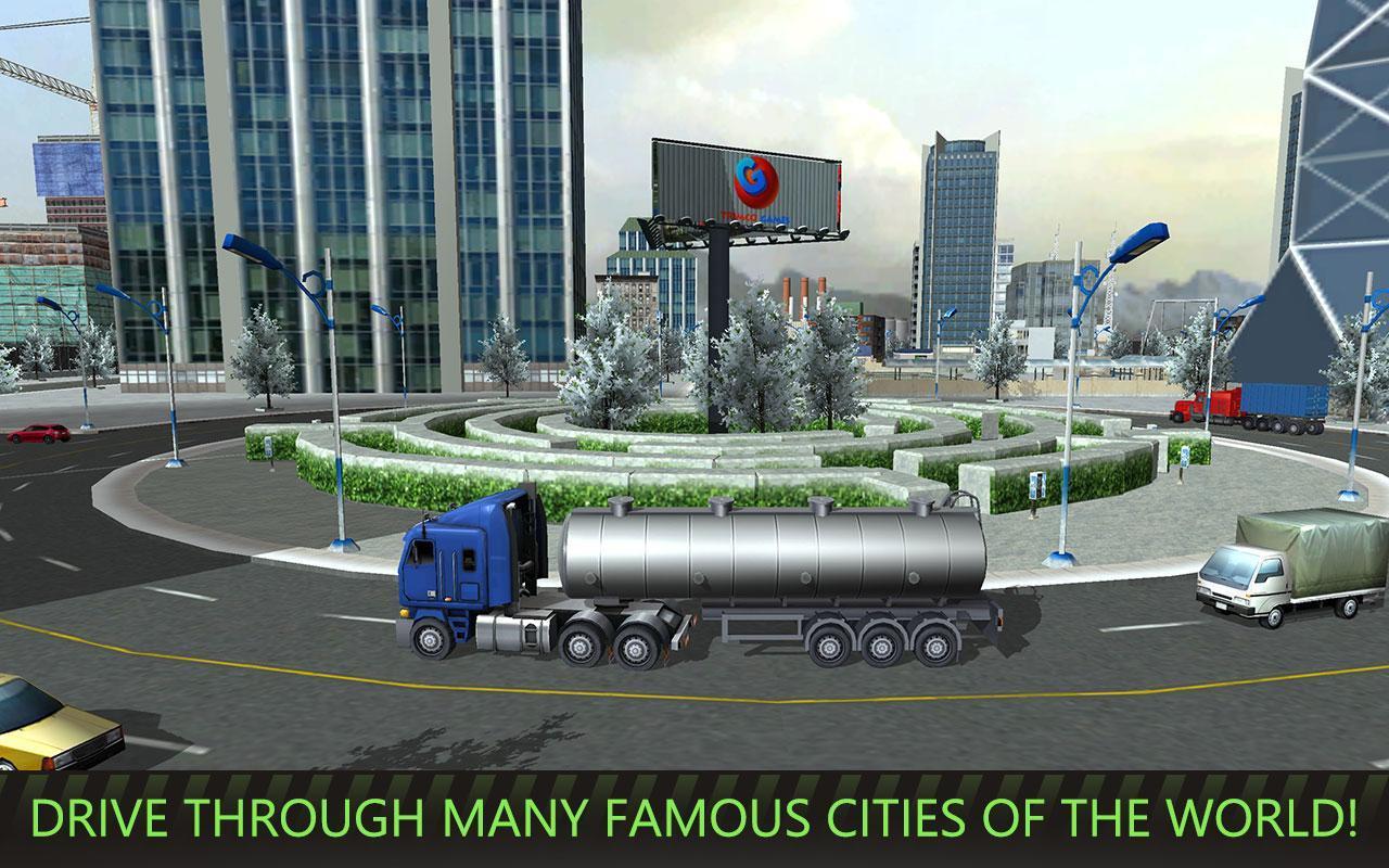 美国卡车模拟中文版下载