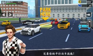 驾校模拟停车3D电脑版下载