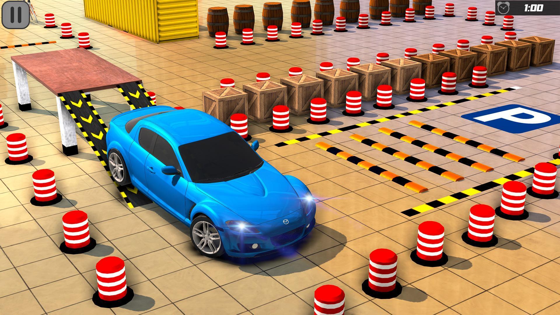 停车场驾驶学校2020手机版