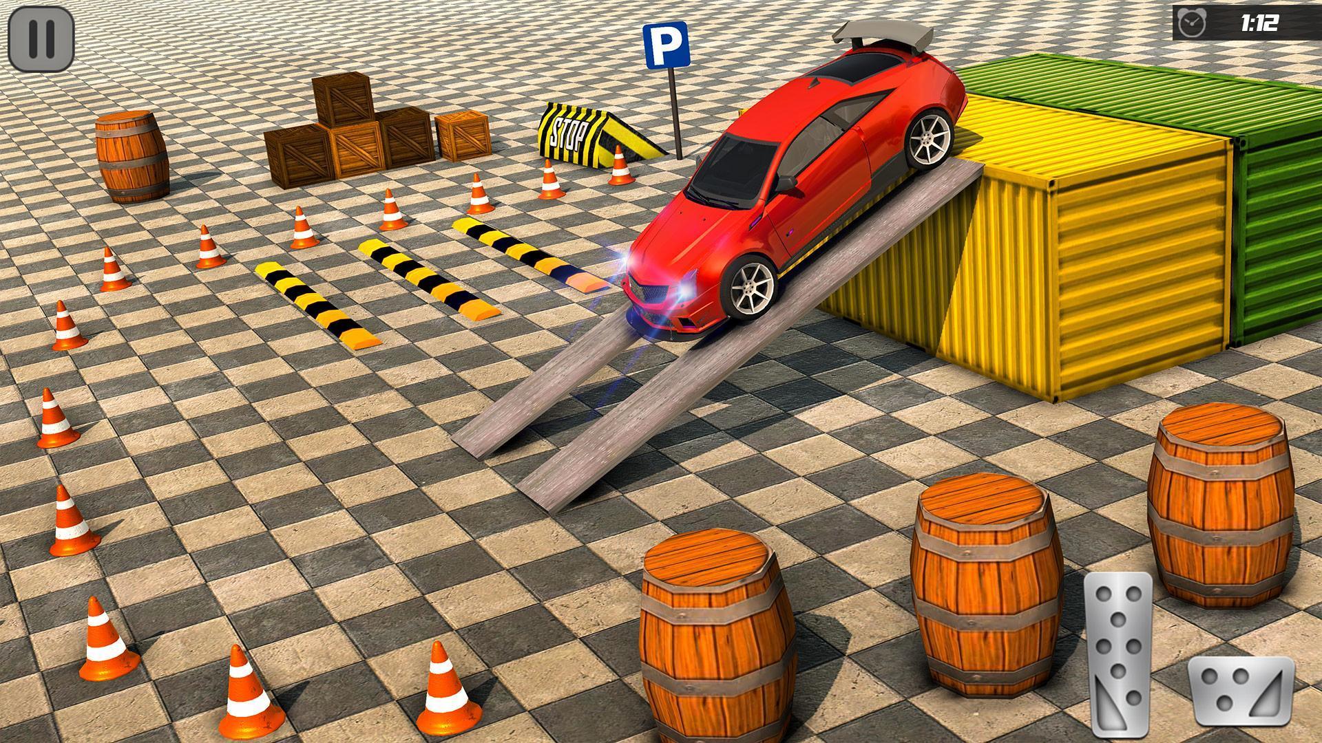 停车场驾驶学校2020免费版