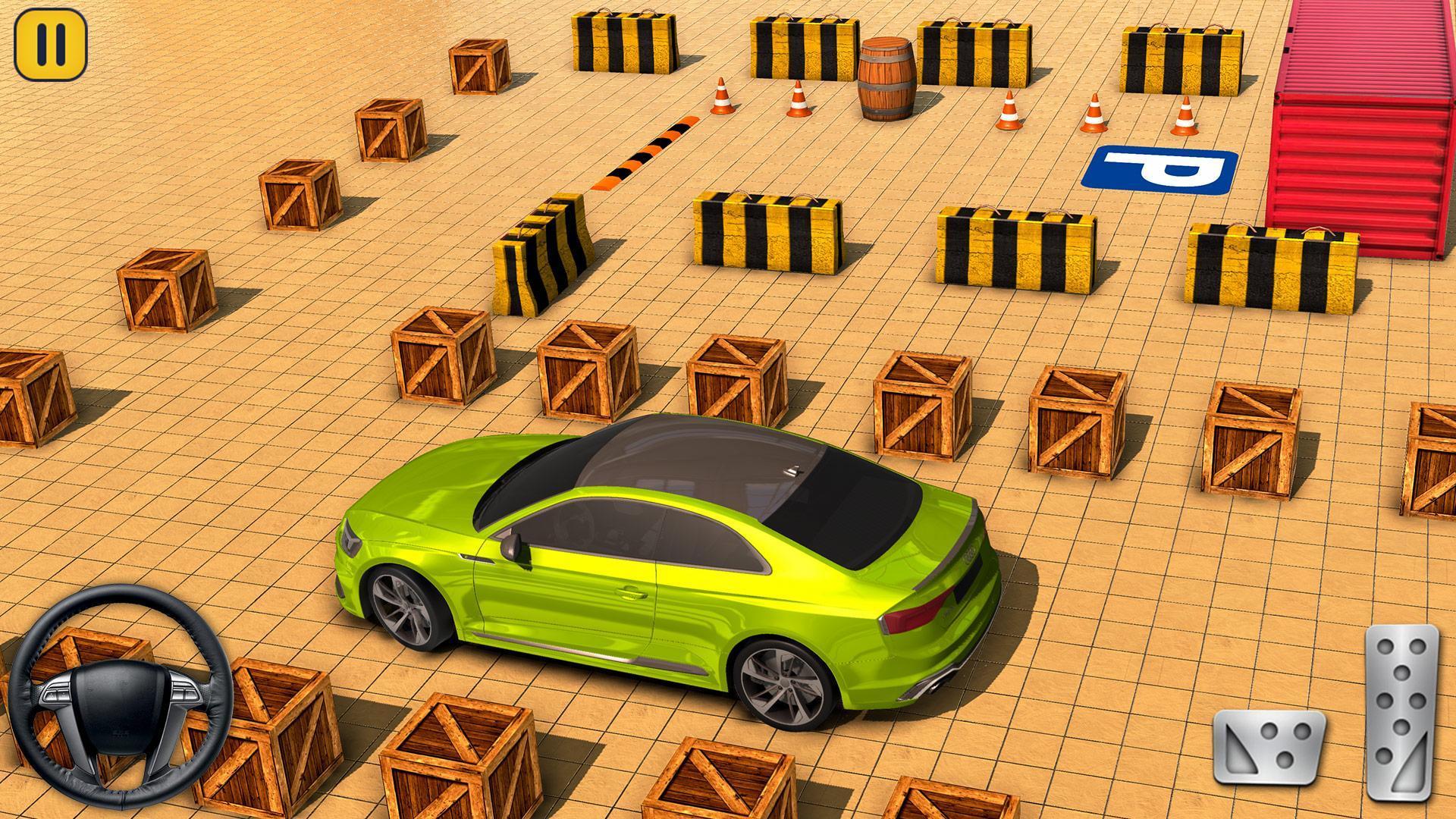 停车场驾驶学校2020单机版