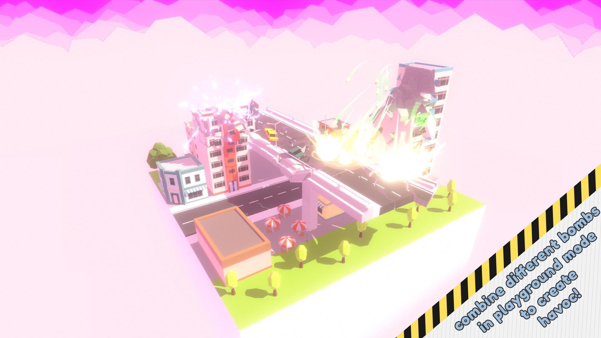 城市爆破者HD游戏手机版