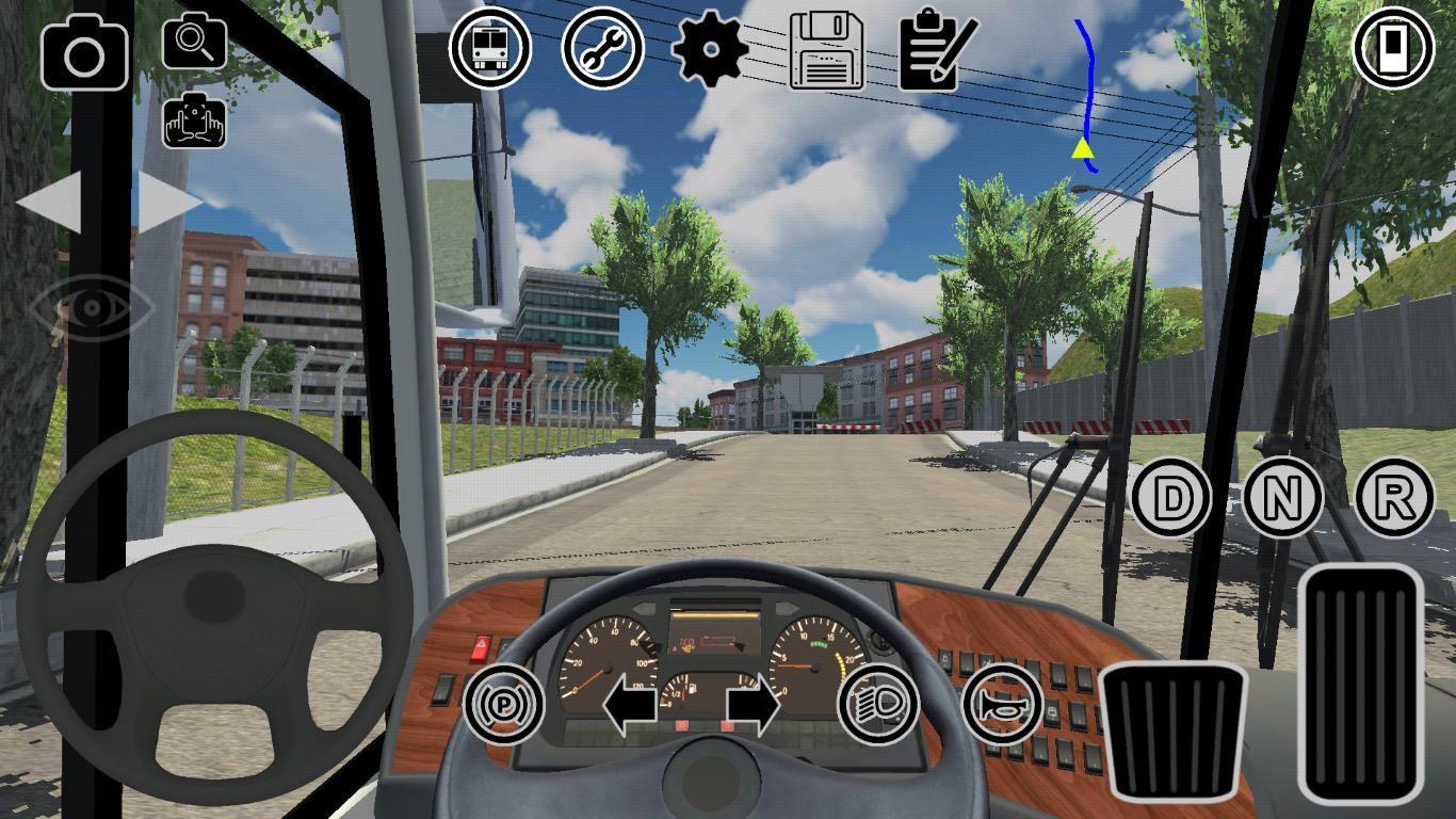 巴士爬山模拟器安卓版