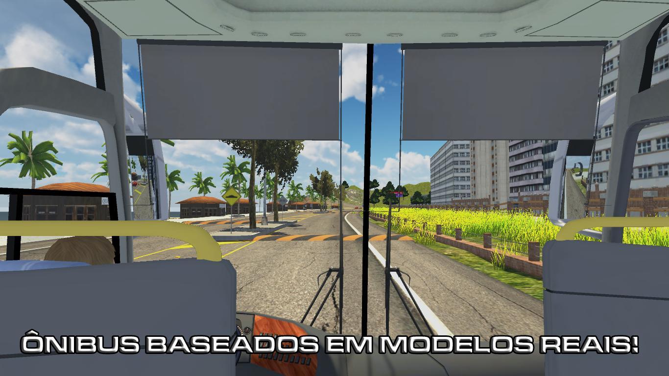 巴士爬山模拟器游戏