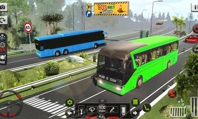 印度尼西亚公交车模拟器2020最新版本