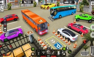 印度尼西亚公交车模拟器2020内购破解版