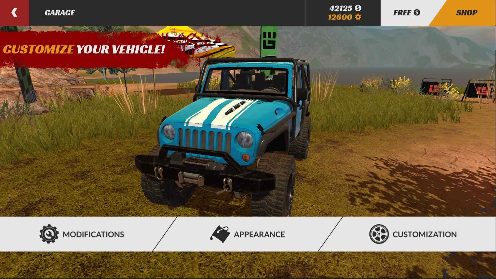 至尊越野驾驶模拟器无限金币版下载