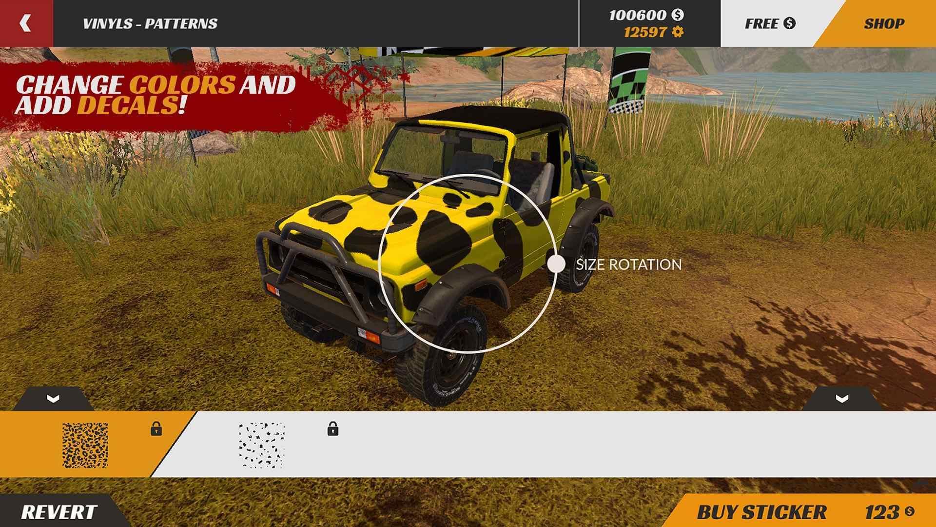 越野驾驶模拟器4x4官方版下载