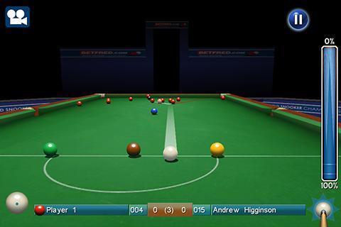 世界斯诺克锦标赛安卓版下载