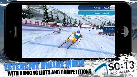 滑雪挑战赛13内购版下载