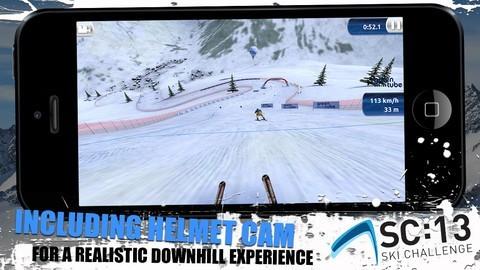 滑雪挑战赛13完整版安卓版手机版下载