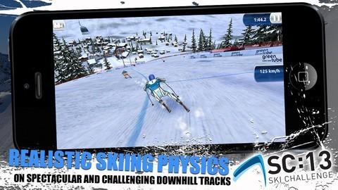 滑雪挑战赛13破解版