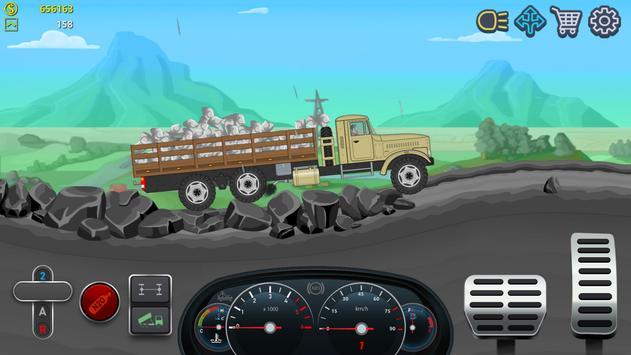 货运卡车司机模拟器2017年下载