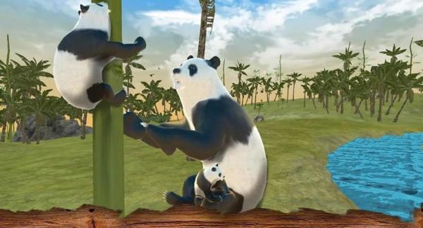 熊猫模拟器3d游戏下载