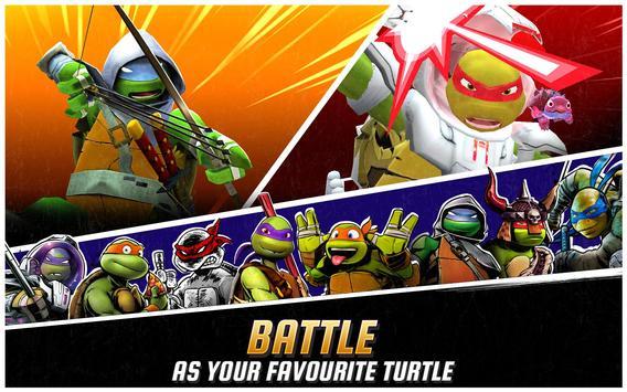 忍者神龟传奇游戏正版下载
