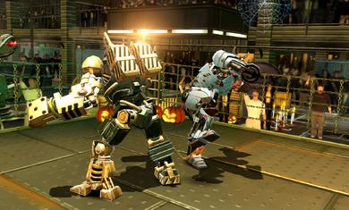 铁甲钢拳:世界机器人拳击去广告版