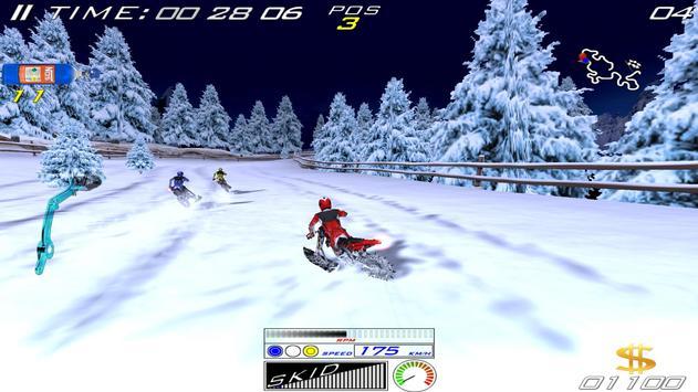 极限雪地摩托赛游戏下载