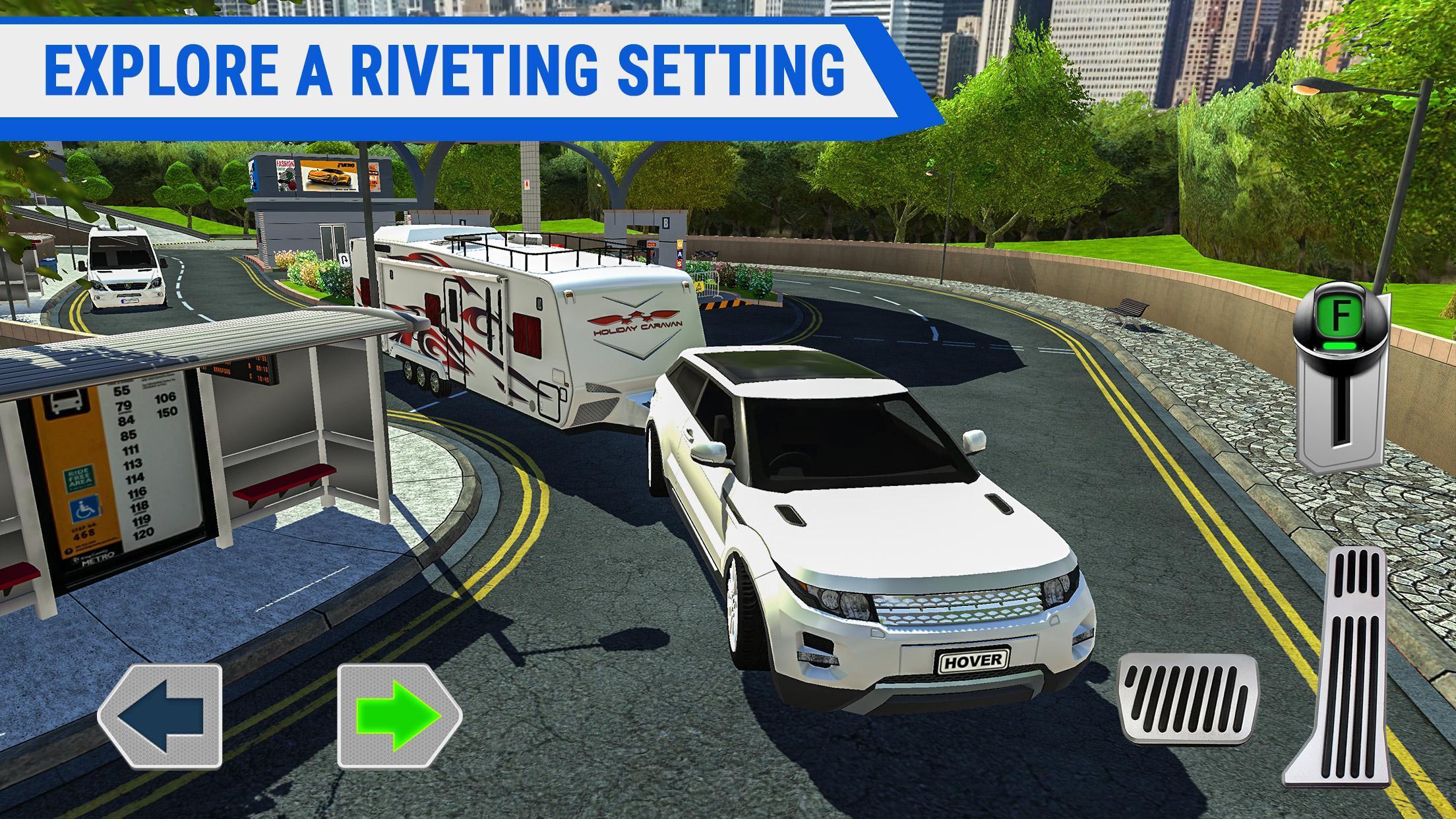 多层车库司机游戏汉化版