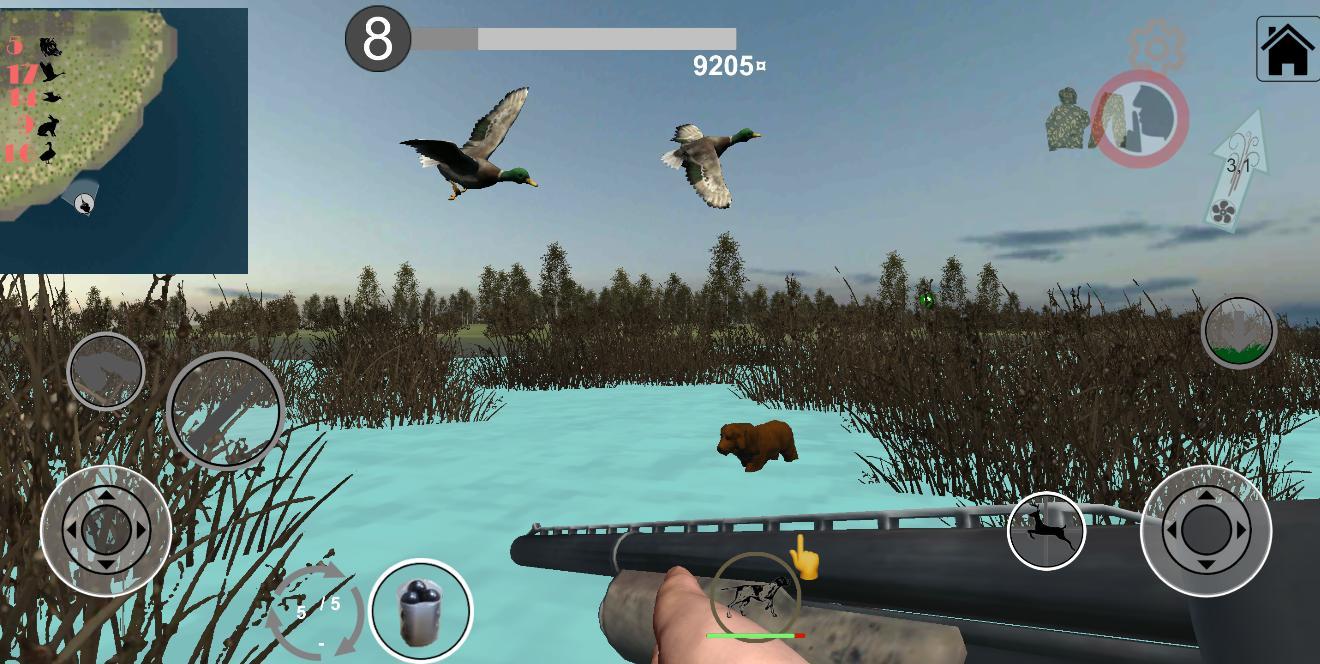 狩猎模拟器游戏v4.81安卓版下载