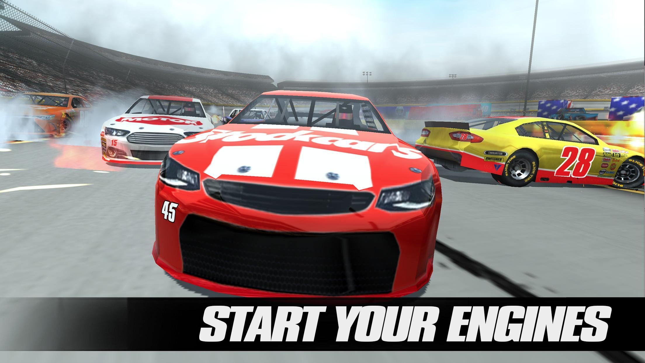 改装赛车游戏破解最新版下载