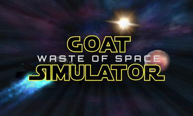 模拟山羊:太空废物免费破解版下载