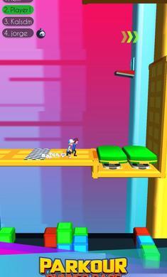 趣味跑酷竞赛3D无限金币破解安卓版