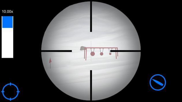 狙击手射程范围游戏
