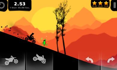 日落越野摩托车游戏下载